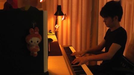 《恋曲1990》夜色钢琴曲 赵海洋 演奏版