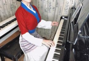 【钢琴】《武林外传》经典bgm,是回忆的味道