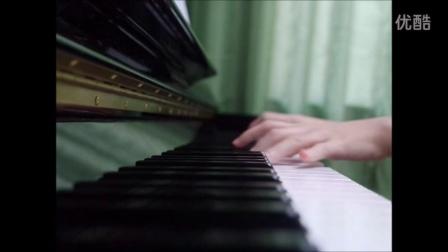 【牛奶咖啡】忘了牵手 钢琴版