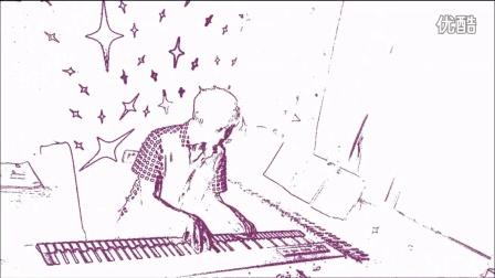 雪绒花-钢琴版