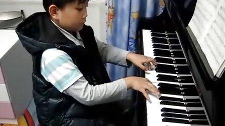 雪绒花(钢琴)