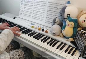 偶然发现的一天 OST / BGM 背景音乐「Faith」钢琴改编
