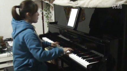 雅尼《夜莺》钢琴视奏版