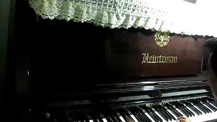 铁血丹心 钢琴小华版
