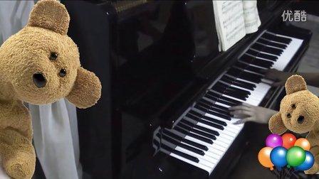 理查德克莱德曼《绿袖子》钢琴