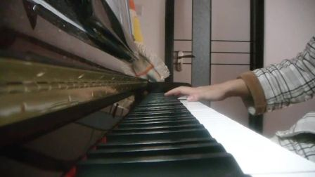 忧伤还是快乐 钢琴(随意版)