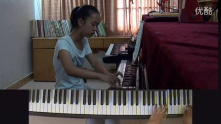 钢琴考级八级放马曲[梁琪OK