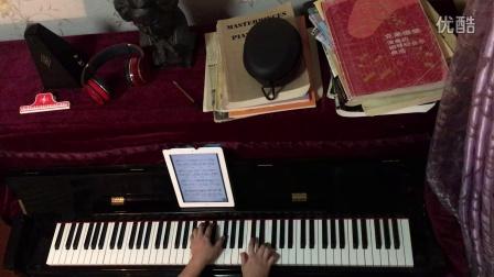 周杰伦《不该》钢琴曲