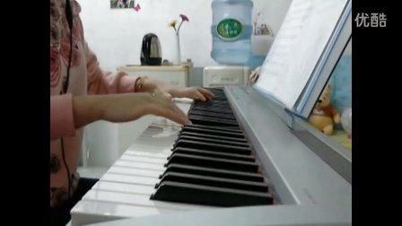 《夜的钢琴曲一》 演奏:随风
