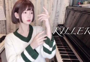 【钢琴】《Killer》吉良吉影处刑曲 《JOJO的奇妙冒险》