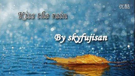 雨的印记 清新明快 钢琴曲