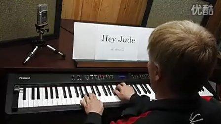 Hey Jude Piano