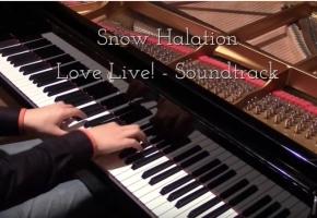 【Animenz】 Snow Halation - Love Live! OST 钢琴版(60万订阅特典!)