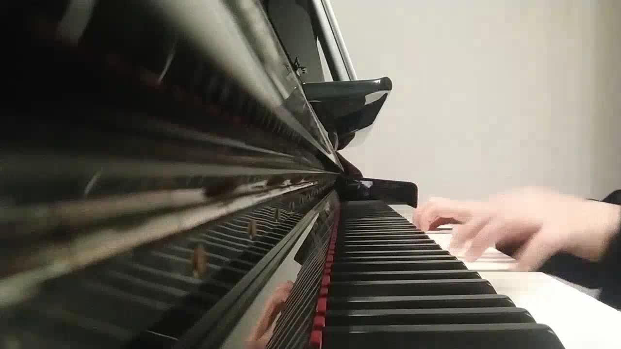 武汉加油!!!! 皆 非 发布了一个钢琴