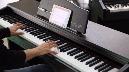 Geek极客智能钢琴重现周董