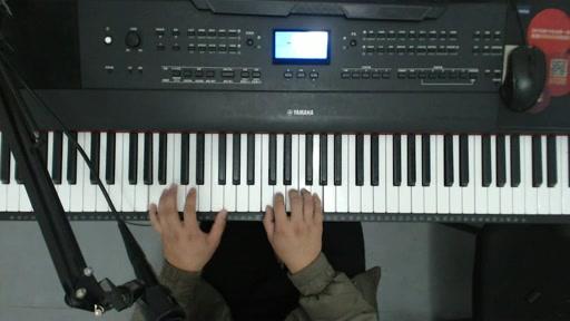 10分钟教你学会钢琴弹唱-田馥甄-小幸运-教程,你是我的小幸运么~