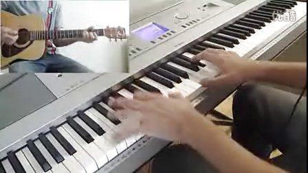 Payphone 吉他钢琴伴