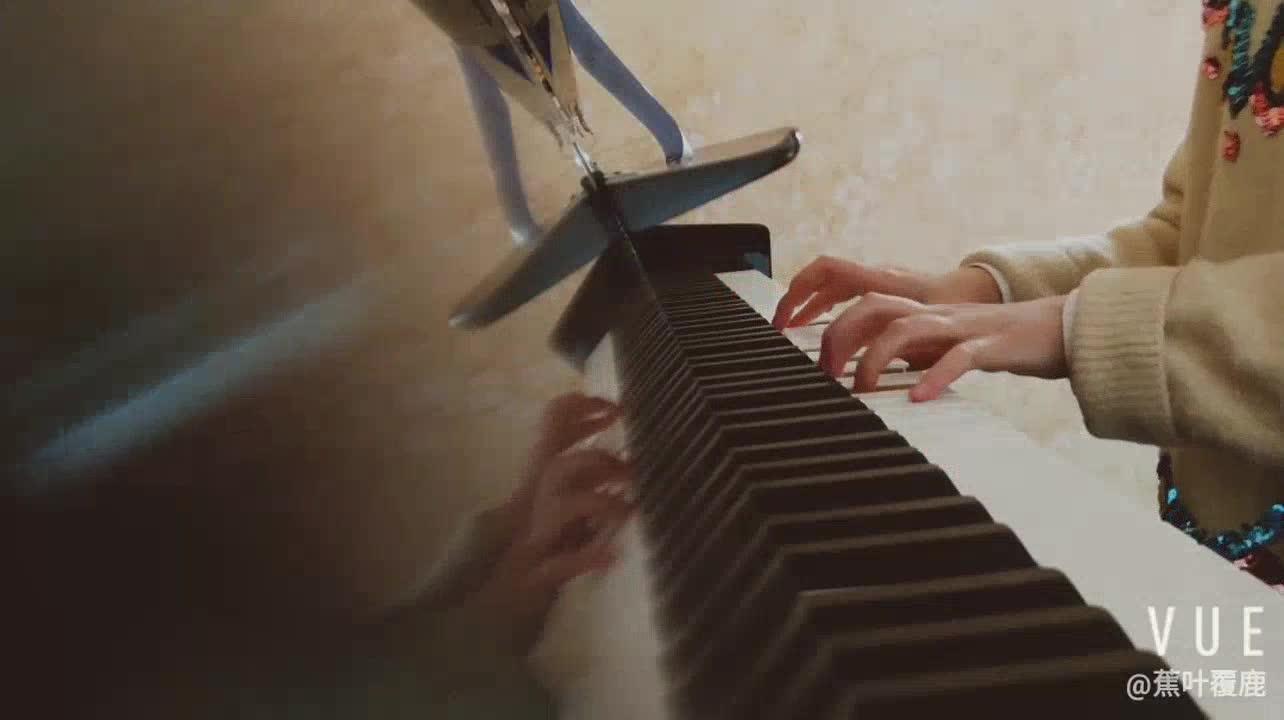 慢速版 星海未眠 发布了一个钢琴弹奏视频