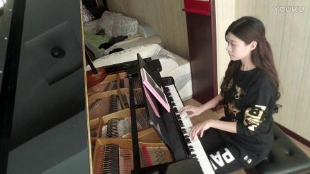 明天你好 钢琴演奏 牛奶咖啡