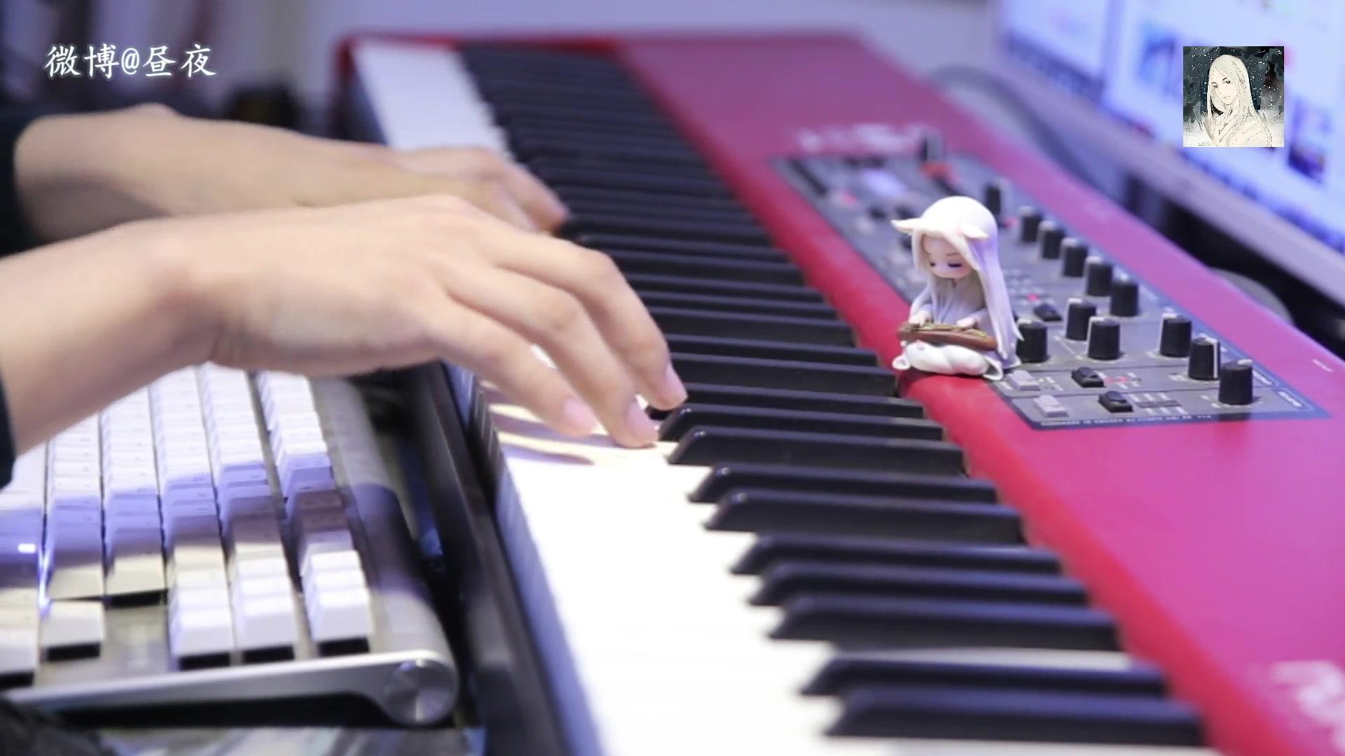 【当古风遇见钢琴】哄你入睡的钢琴曲w【更新《书生》《隔烟水》】