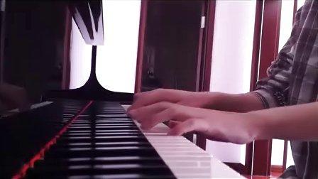 《没那么简单》钢琴版