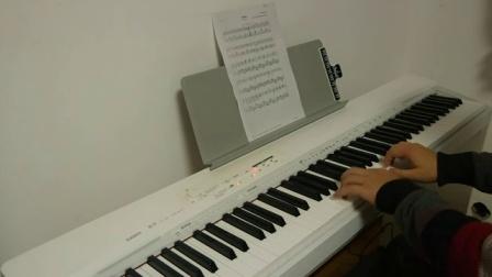 云图六重奏 钢琴曲 原版