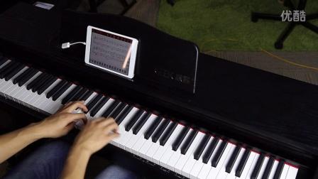 Geek极客智能钢琴 轻松跟
