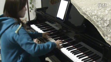 《对不起我爱你》钢琴视奏版