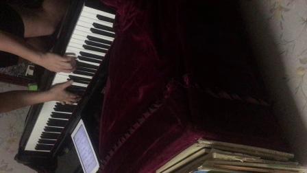 薛之谦《动物世界》钢琴曲