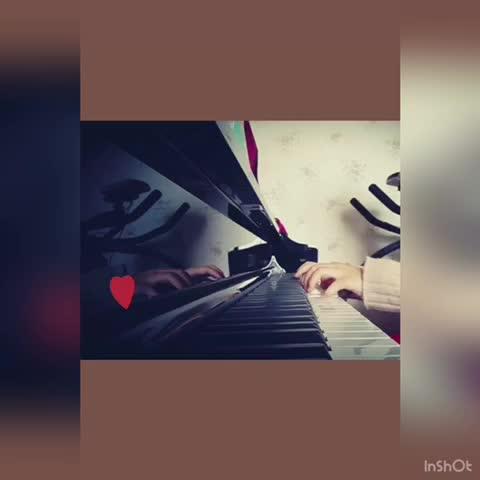心境小兔子 发布了一个钢琴弹奏视频,欢迎