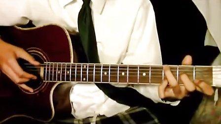 吉他独奏 蒲公英的约定 指弹