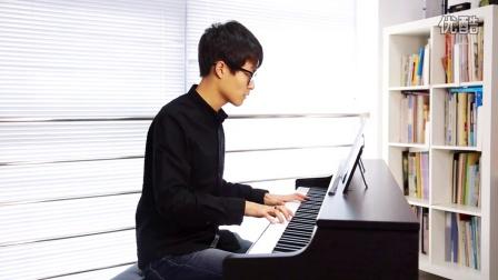 钢琴版-I Do 陈奕迅