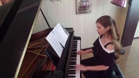 薛之谦暧昧钢琴演奏  李尼尔