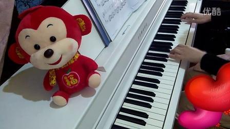 钢琴 Reset 《学校20