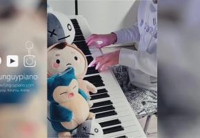 BTS 日专新曲 | Lights [一分钟钢琴]