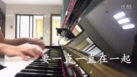 时间煮雨 钢琴版 猫宁宁宁