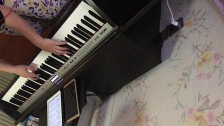 薛之谦《暧昧》唯美钢琴版