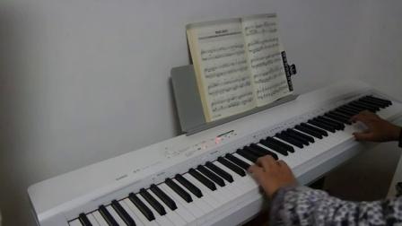 梁祝钢琴曲原版