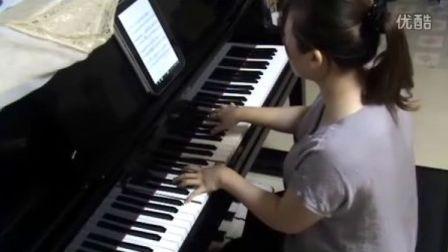 《卡萨布兰卡》钢琴视奏版
