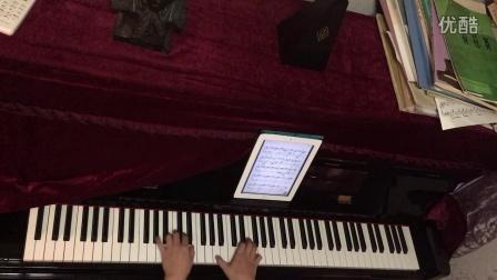 薛之谦《刚刚好》钢琴曲 琴键