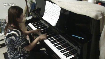 初音未来《甩葱歌》钢琴视奏版