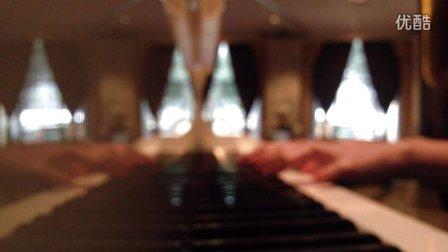 钢琴弹奏 《 再见》-孝琳