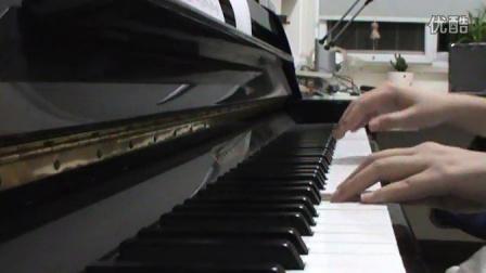 她说 钢琴版