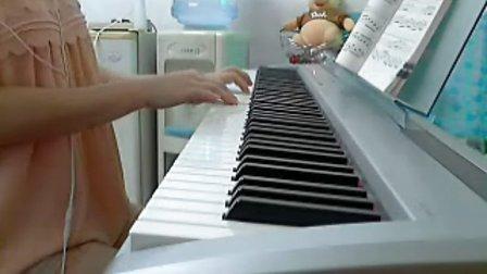 夜色钢琴版《滴答》   演奏