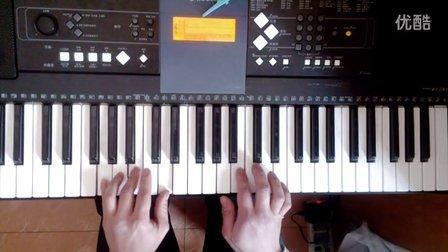 电子琴 小汤2《伦敦桥要塌了