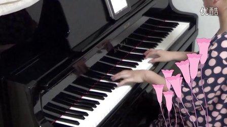 林俊杰《她说》钢琴视奏版