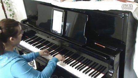 侃侃《滴答》钢琴视奏版 北京