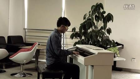 《愿得一人心》钢琴版(弹琴吧