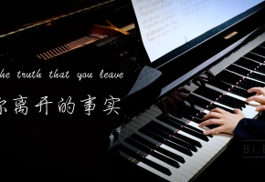 【钢琴】The Truth That You Leave 你离开的事实 【高清音质】你离开的真相