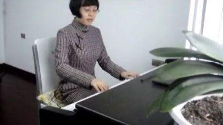 烟花易冷 钢琴版